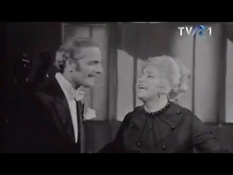 Ileana Sărăroiu şi Ştefan Bănică - Foaie verde anason (@TVR1)