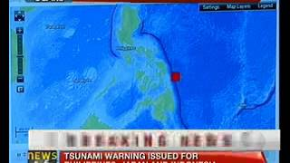7.9 earthquake hits off Philippines, tsunami warning issued -NewsX