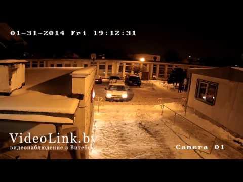 ip камеры видеонаблюдения установка