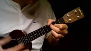 Something (Terry Lin ukulele cover of Beatles/George Harrison)
