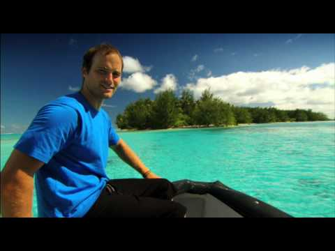 Moorea the island paradise, Tahiti