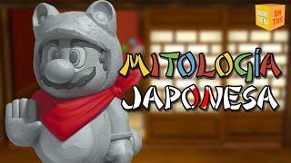La mitología japonesa en Super Mario
