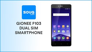 Gionee F103 Dual Sim Smartphone Review on Souq.com