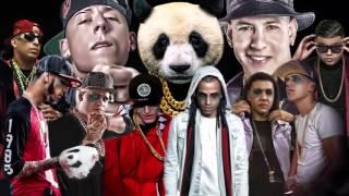 PANDA REMIX   Daddy Yankee, Cosculluela, Arcangel, Ñengo Flow, Farruko y mas