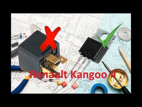 видео: Ремонт подрулевого переключателя renault kangoo ii