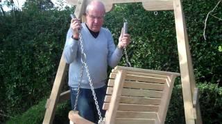 Garden Swing Seats-rope Swings