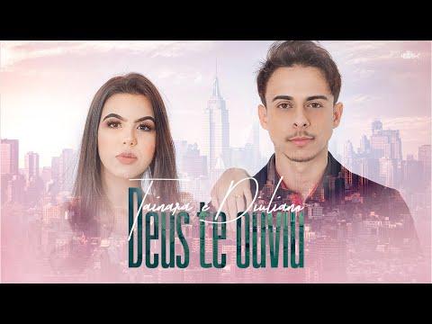 Tainara e Diuliano/DEUS TE OUVIU/Violão E Voz/Setanejo Gospel