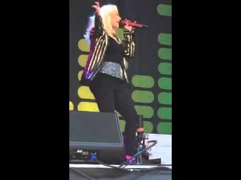 Christina Aguilera - Cisco Rocks 2015