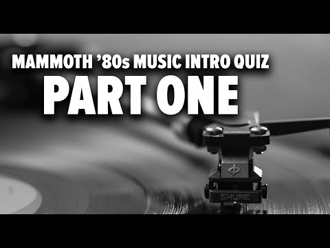 MASSIVE 80s MUSIC QUIZ PART 1