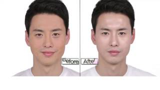 MILKY DRESS THE WHITE, ORIGINAL INSTANT WHITENING CREAM, BnA male model performance Thumbnail