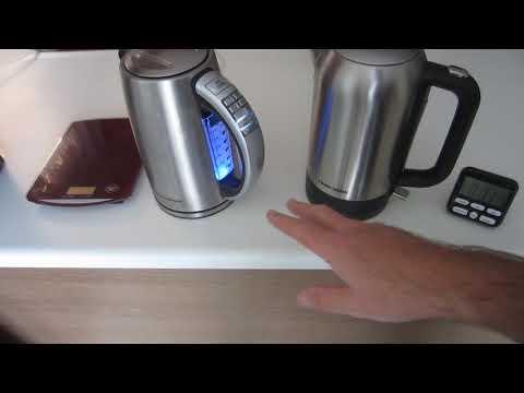 Hamilton Beach Kettle - Boiling Speed