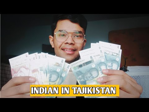 Currency of Tajikistan | Indian Mbbs Student in Tajikistan | Dushanbe, Tajikistan | Deepesh Soni