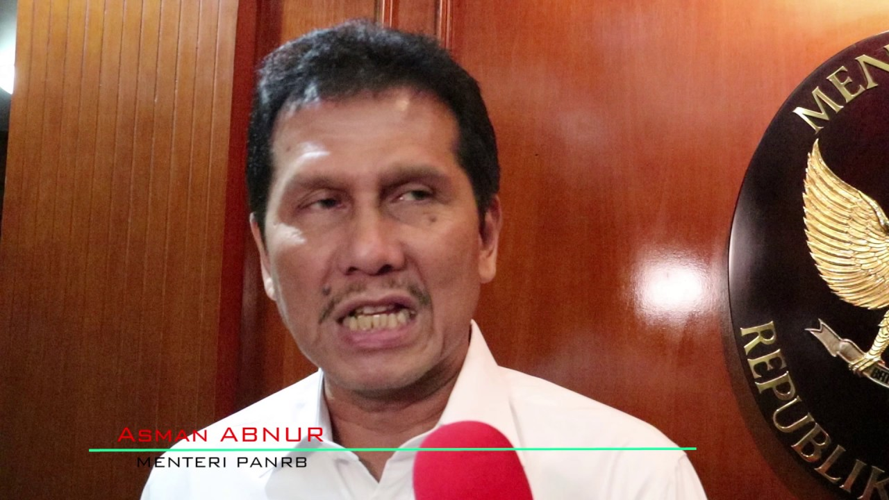 Menteri PANRB Pemotongan Tunjangan PNS Mangkir Dapat DiikutiI Daerah Lain