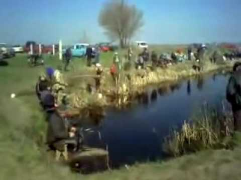 Флешмоб русских рыбаков