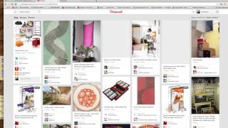 How To Create a Vision Board on Pinterest