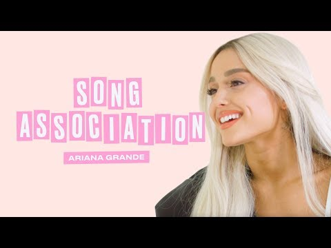 Ariana Grande Premieres a New Song from Sweetener in a Game of Song Association | ELLE Mp3