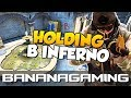 Holding B Inferno like a Boss (CS:GO)