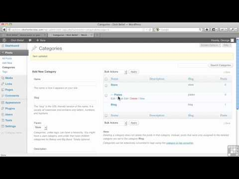 WordPress for E-Commerce Tutorial   Organizing A Product Catalogue Using Posts