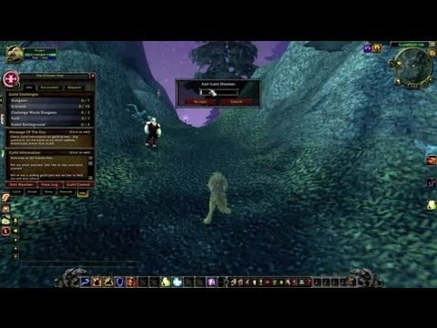 How to Invite Friends to a Guild in WoW World of Warcraft