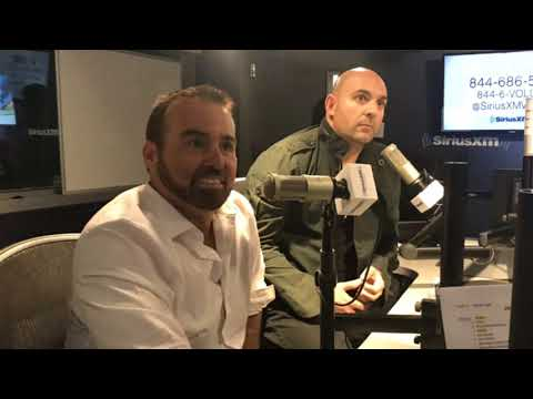 Ahmet Zappa & Jeff Pezzuti Eyellusion on SiriusXMTrunk Nation  Sept 25, 2017