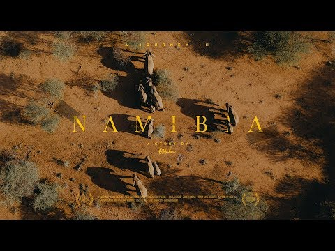Freedom & Greatness -  A Journey In ⚑ Namibia