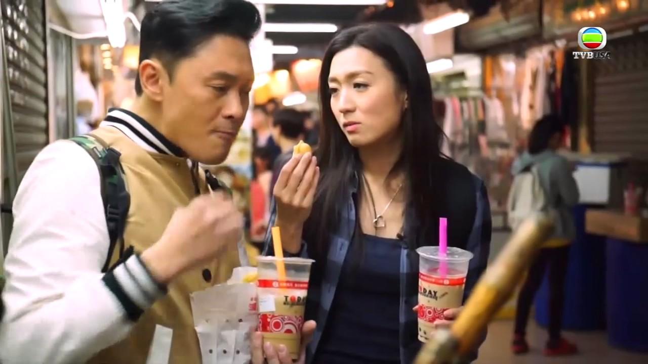 《玩轉香港日與夜》作為藝人 原來掃街都有危險 - YouTube
