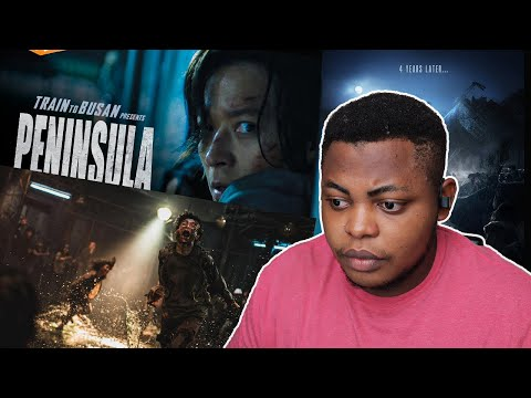 PENINSULA Official Trailer 2 Reaction (2020) Train to Busan 2 Zombie Movie