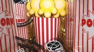 How To Make Popcorn Cookie Pops - Collaboration With Confetti Cakes!