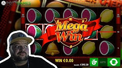 Beim Obsthändler | Big Win | Super Duper Cherry [Online Slot Games]