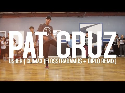 "Pat Cruz : ""Climax [Flosstradamus & Diplo Remix]"" by Usher"