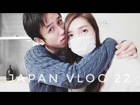 JAPAN VLOG: HOW WE GOT SICK IN JAPAN (AGAIN)