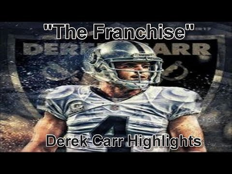Derek Carr | The Franchise | Oakland Raiders Highlights ᴴᴰ