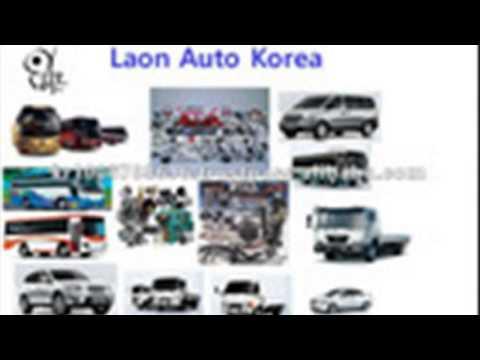 daewoo dealer parts - YouTube