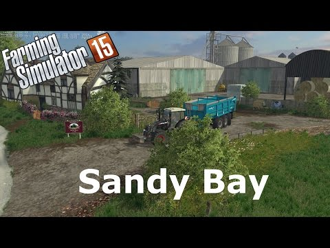 Farming Simulator 15 on Sandy Bay you do not own this field