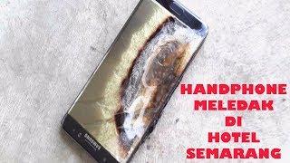 Video Kejadian Handphone Meledak Di Hotel Semarang download MP3, 3GP, MP4, WEBM, AVI, FLV Januari 2018