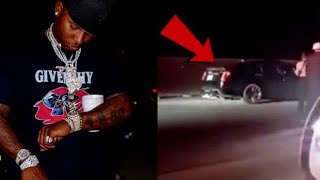 Lil Baby & Qc Affiliate Lil Marlo Shot Dead In Traffic H🔥tlanta By Opps..DA PRODUCT DVD