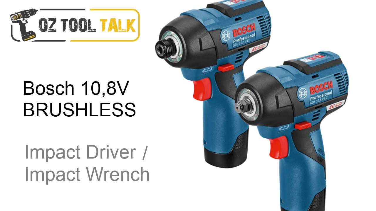 bosch 10 8v brushless impact driver impact wrench gds 10 8 v ec gdr 10 8 v ec ps42 youtube. Black Bedroom Furniture Sets. Home Design Ideas