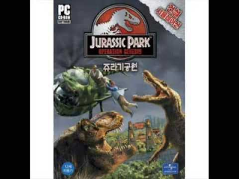 Jurassic Park Operation Genesis Free Download PC) - YouTube