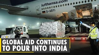 Nations continue to send aid as India fights a massive battle against coronavirus
