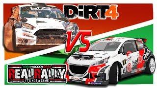 DiRT 4 vs Richard Burns Rally (RealRally 2017) Comparison