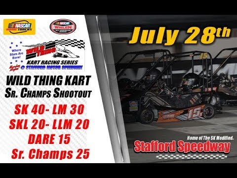 stafford speedway sk modified july 28,2017