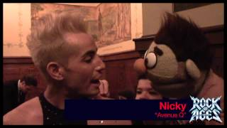"The Final Countdown: Backstage at ""Rock of Ages"" with Frankie J. Grande, Episode 3"