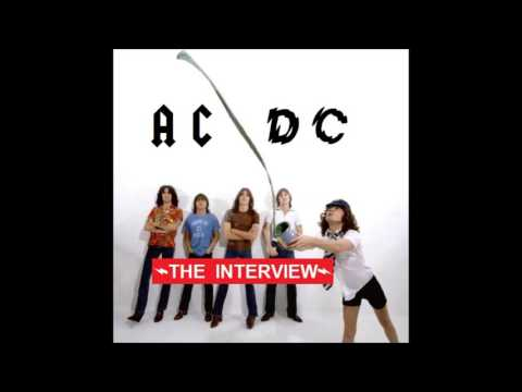 AC / DC - Bon Scott interviews