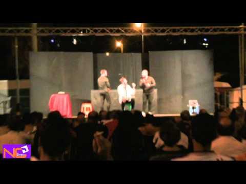 Spettacolo cabaret Scemifreddi
