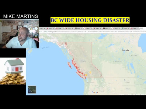 BC WIDE HOUSING DISASTER