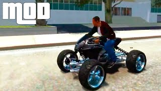 GTA San Andreas BETA 3 [Map MOD for #GTAIV] World Enhancement Part 3