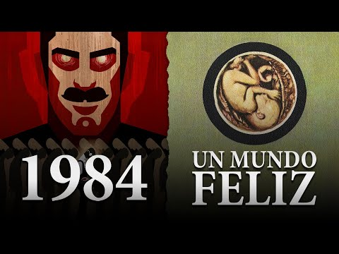 ¿Quién tenía razón? | 1984 vs Un Mundo Feliz | Orwell vs Huxley