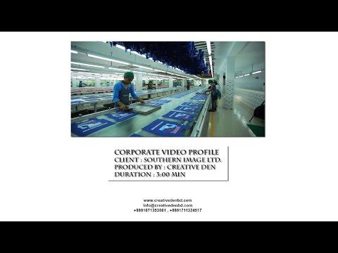 Corporate video profile Southern Image Ltd