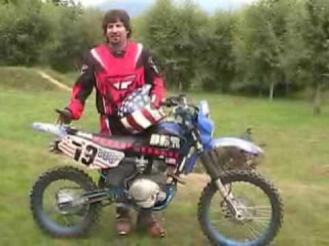 Bbr Motorsports Tt R125 Youtube
