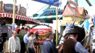Weißbierkarussel Fahrenschon auf dem Oktoberfest